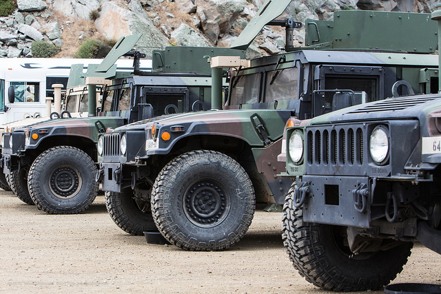Military HMV