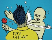Tax Cheater
