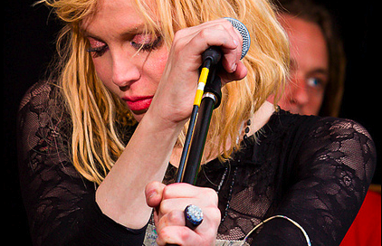 Yikes! Courtney Love Slapped with a $320K Tax Lien