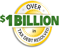 Over $1 Billion in Tax Debt Resolved