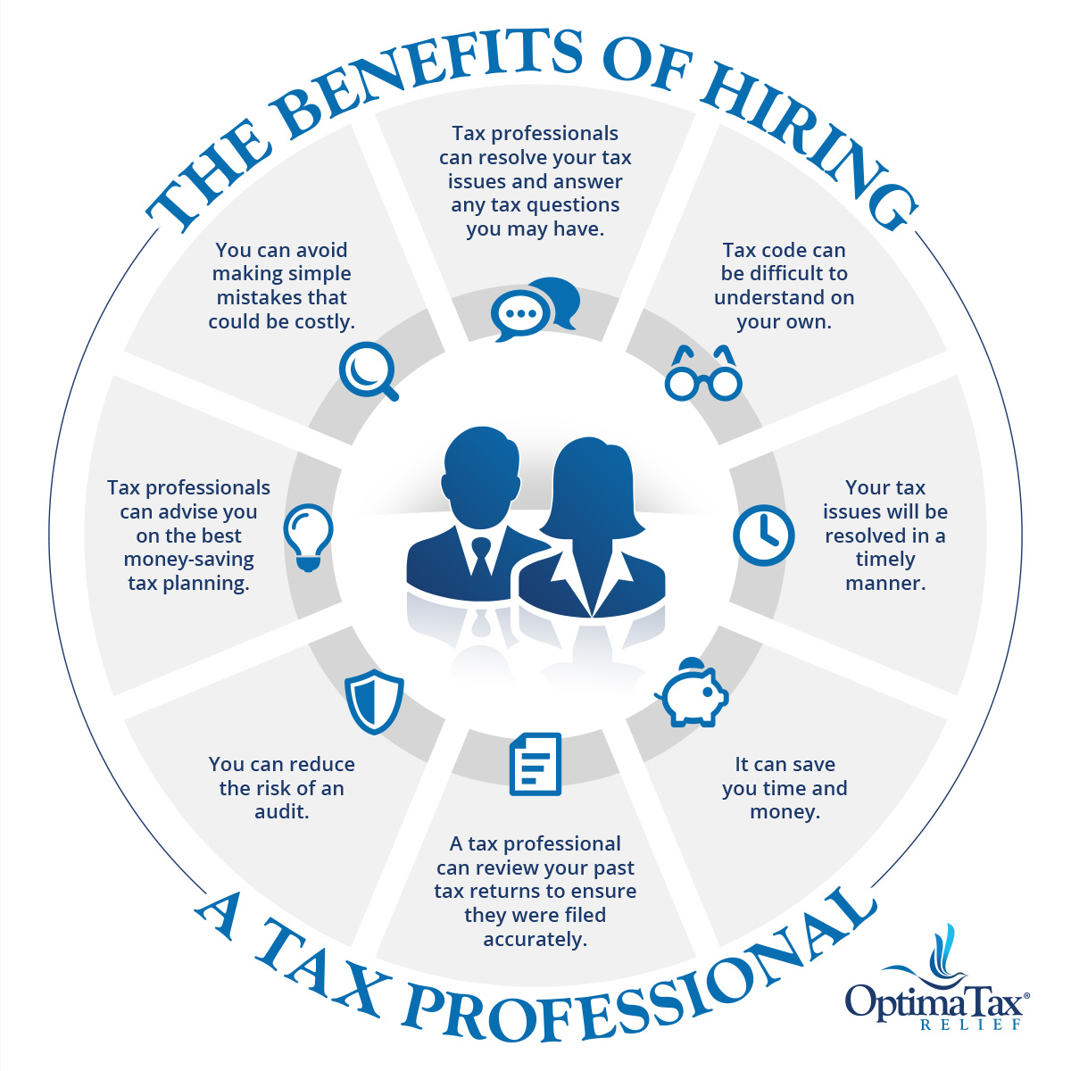 The Benefits of Hiring a Tax Professional